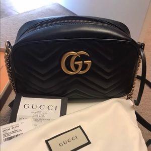 Gucci GG Marmont, Nero.